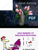 Good Santhosh-Oral Surgery in Pediatric Dentistry