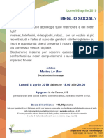 Meglio Social - Logo Tondo