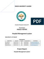 Hospiital Management System