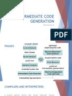 Intermediate Code Generation Rswup0xfkf