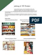 Visual merchandising of  ITC Product main.docx