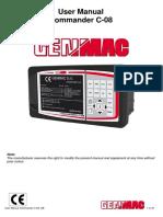 User Manual Commander C-08_GB.pdf