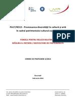 Ghid Relatii Bilaterale, PA 17.RO 13 - Runda 3
