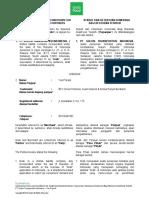 Perjanjian Kerjasama GrabFood Dengan BFC (Fried Chicken), Ayam Geprek & Aneka Penyet Bu Marni