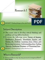 Research Pt