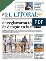 El Litoral Mañana 05-04-2019