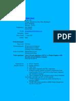 Resume Project Engineer Hvac