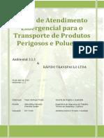 Plano de Atendimento Emergencial para o Transporte de Produtos Perigosos e Poluentes.pdf