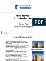 1. Food Flavour-2017-Introduction - Ian.pptx