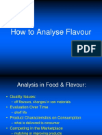 8. How to analyse flavour - Rob.pptx