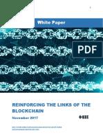 Ieee Blockchain White Paper
