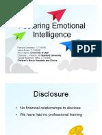 Inteligência emoconal