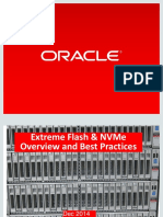 Extreme Flash and NVMe Service V5