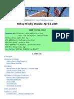 04-04-2019 Bishop Weekly