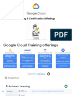 Google Cloud Training & Certification