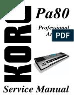 Service manual Pa80.pdf