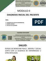 Modulo II Diagnosis Del Paciente