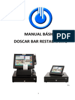 Manual Basico Bar Restaurante Software Doscar