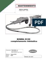 Manual Nunke B100