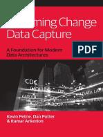 Attunity Streaming Change Data Capture eBook