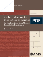 [Bookflare.net] - An Introduction to the History of Algebra Solving Equations from Mesopotamian Times to the Renaissance.pdf