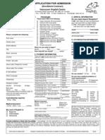 VEC App&Mosaic Forms