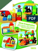Manual Lego Duplo