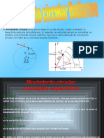 Movimiento Circular Uniforme (2)
