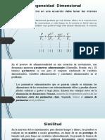 Análisis Dimensional (2)