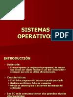 SISTEMA DE OPERACIONES