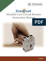 TemBreak2 MCCB Instruction Manual 11-M61E.pdf