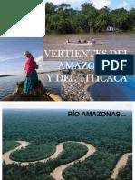Vertientes Del del Peru