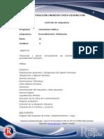 Procedimientos tributarios PDF
