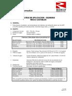 III C Espanol Application Guidelines-Gunning Resco Castables (002)