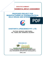 Chaitanya Life Science Pvt Ltd Brch63 Exe Summ Eng