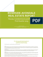Q1 2019 Riverside-Avondale Real Estate Report