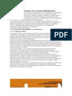Los problemas centrales en la primera alfabetización.docx