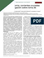 Neuroeconomia Corrientes Cruzadas en La Investigacion Sobre Toma de Decisiones