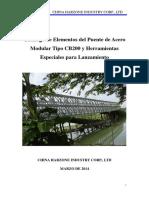 Catalogo de Componentes Harzone