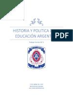 historia y politica de la educación argentina.docx