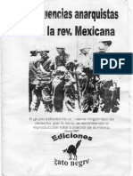 Anarquistas durante la Revolución Mexicana