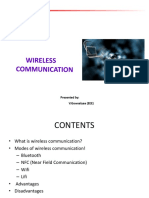 Wireless Communication Ppt1