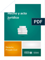 Hecho y acto jurídico.pdf