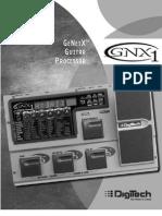 GNX1manual