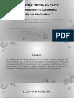 Sistemas de Mantenimiento-PHVA 8