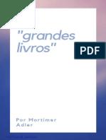 Os _grandes Livros_ (1)
