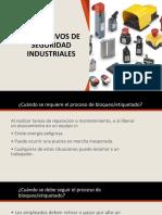 Dispositivos de Seguridad Industrial