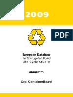 2009 LCA Report Fefco
