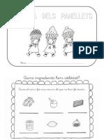 Dossier - Recepta Panellets