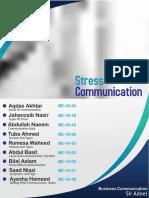 Stress of communication.docx
